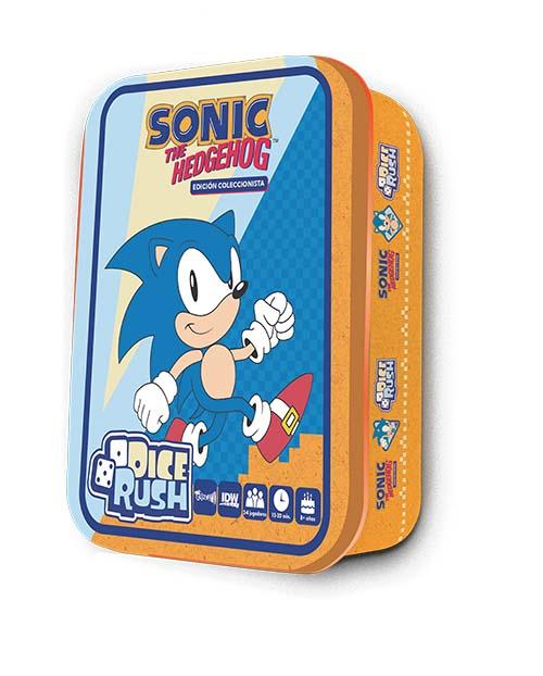 Portada de Sonic The Hedgehog Dice Rush