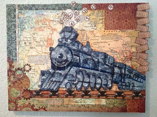 Carta de aventureros al tren
