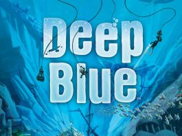 Logotipo de Deep Blue