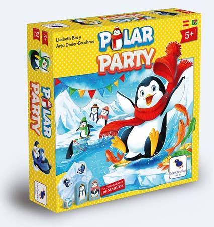 Portada de la fiesta de los pingüinos