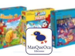 Novedades infantiles de ediciones masqueoca