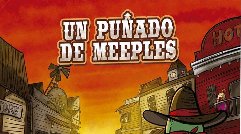 Logotipo de Un Puñado de Meeples de TCG Factory