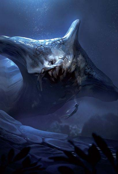 Portada de Abyss: Leviathan