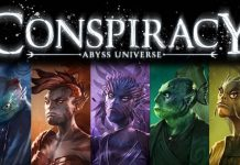 Imagen promocional de Conspiracy: Abyss Universe