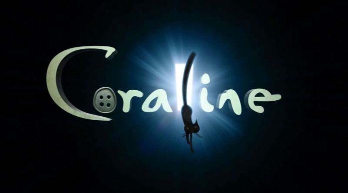 Logotipo de Coraline