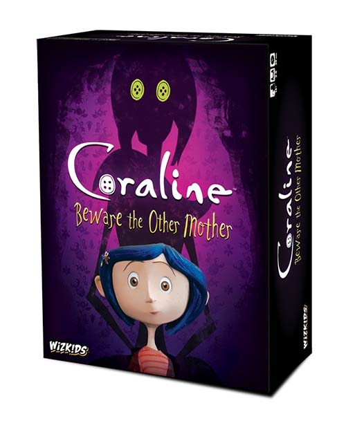 Portada de Coraline: Beware the other mother