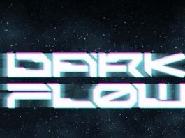 Logotipo del juego de mesa Dark Flow