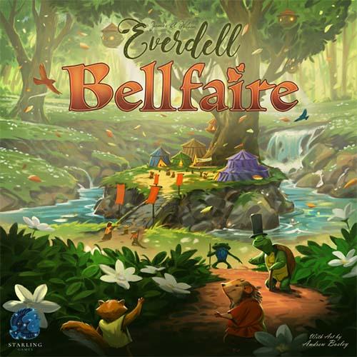 Portada de Everdell Bellfaire