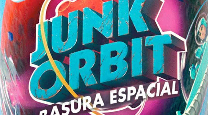 Logotipo de Junk Orbit
