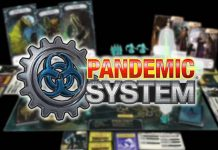 Logotipo de Pandemic System