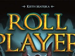 Logotipo de la expansión de Roll Player, Monstruos y esbirros