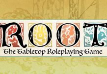 logotipo de Root: The Tabletop Roleplaying Game