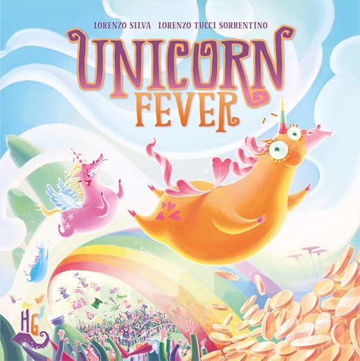 Portada de Unicorn Fever