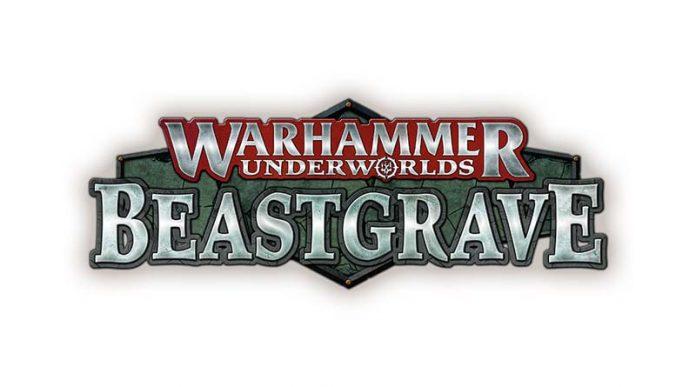 Warhammer Underworlds: Beastgrave Logo