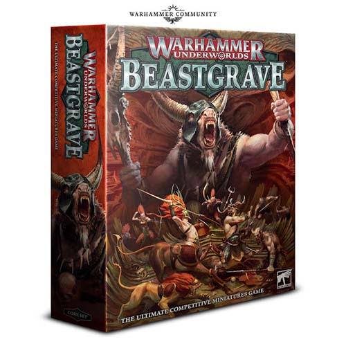 portada de Warhammer Underworlds: Beastgrave