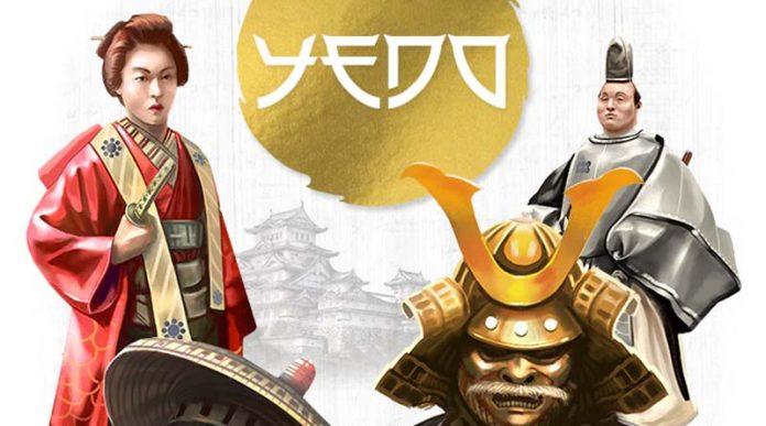 Ilustración de Yedo: Deluxe Master Set