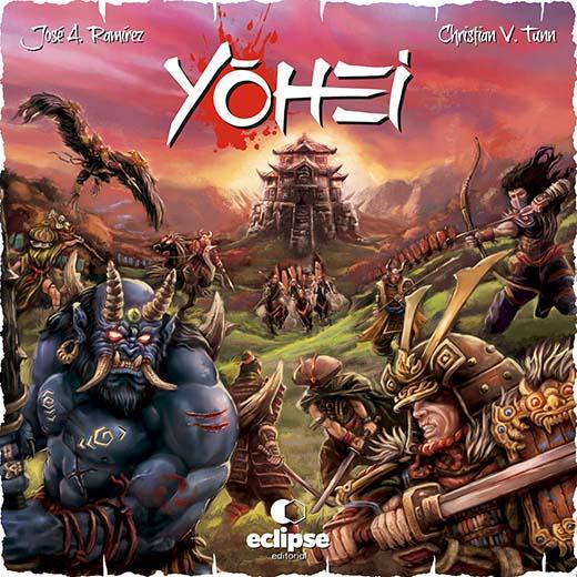 Portada de Yohei