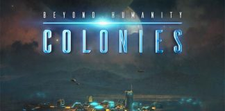 Logotipo de Beyond Humanity: Colonies