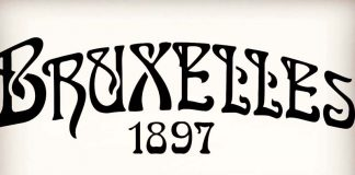 Logotipo de Bruxelles 1987