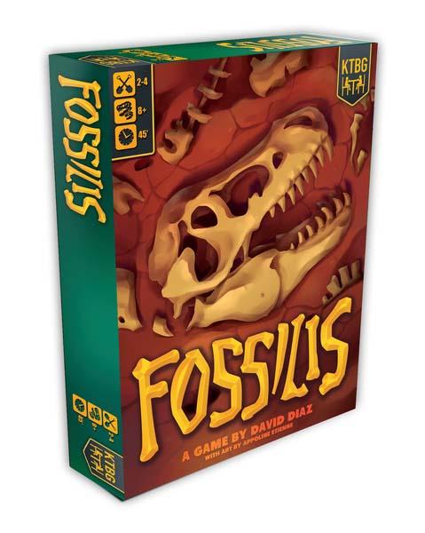 Portada de Fossilis