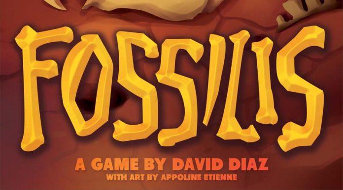 Logotipo de Fossilis