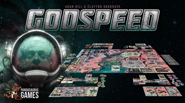Imagen promocional de Godspeed