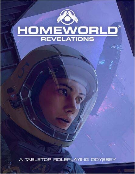 Portada de Homeworld: Revelations