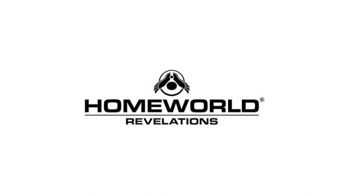 Logotipo de Homeworld: Revelations