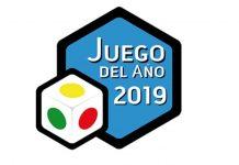 Logotipo del juago del año 2019