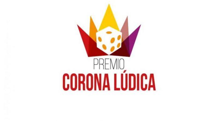 Logotipo del premio corona ludica