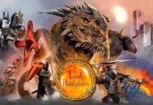 Ilustracion del juego de mesa Lord of Kingdoms