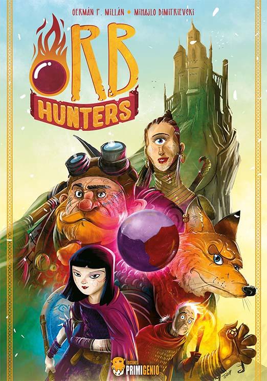 Portada de Orb Hunters