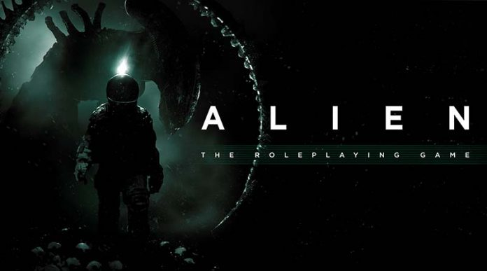 Ilustracion de Alien RPG