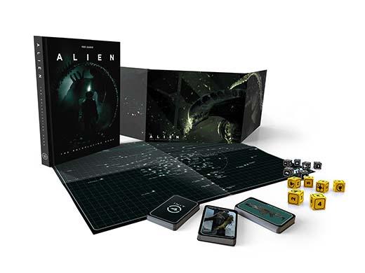 Alien RPG con todos los extras