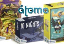 Novedades de Atomo Games para el festival DAU