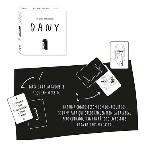 Juego de mesa Dany
