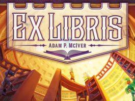 Logotipo del juego Ex Libris