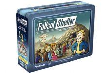 Portada de de Fallout Shelter el juego de mesa
