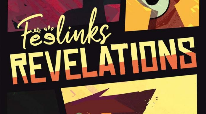 Logotipo de Feelinks Revelations