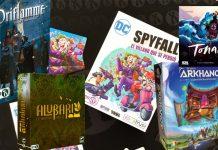 Novedades de diciembre de Gen x Games