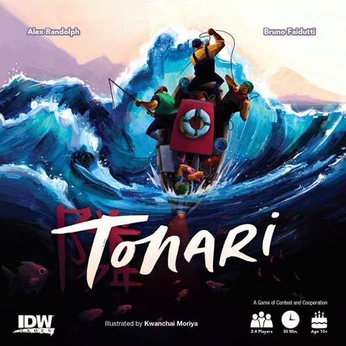Portada de Tonari