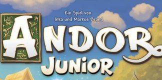 Logotipo de Andor Junior