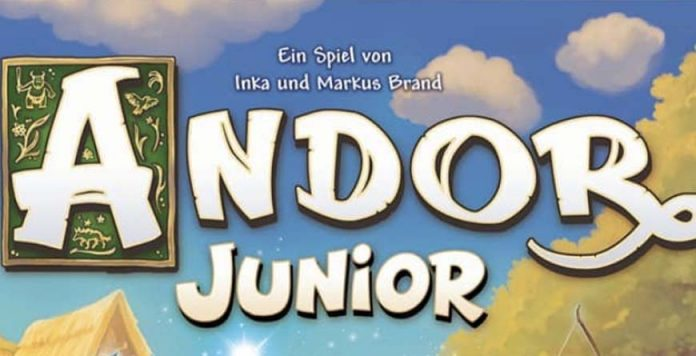 Logotipo de Andor Junior