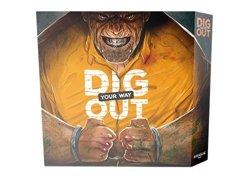 Portada de Dig your way out
