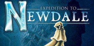 Logotipo del juego de tablero Expedition to newdale