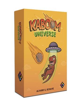 Portada de Kaboom Universe