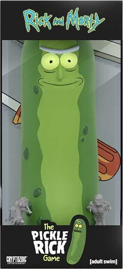 Portada de Rick and Morty: The Pickle Rick Game