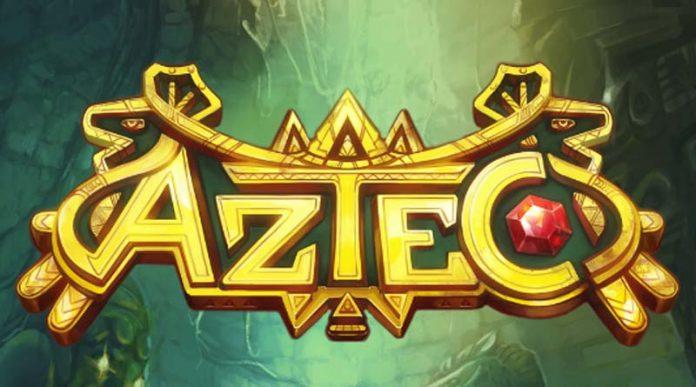 Logotipo del juego de tablero Aztec