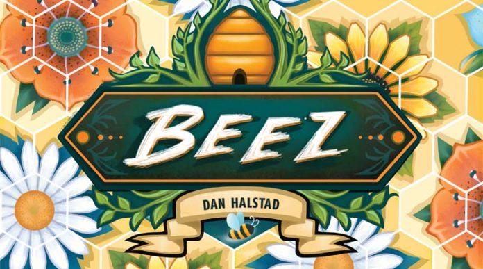 Logotipo del Juego de tablero Beez