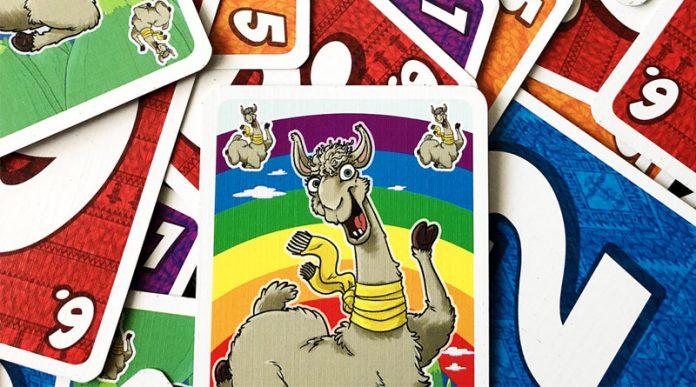 Cartas del juego Lama de Mercurio Distribuciones